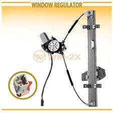 1pc Front Right Power Window Regulator w/ Motor Fit 98-02 Accord 4-Door Sedan