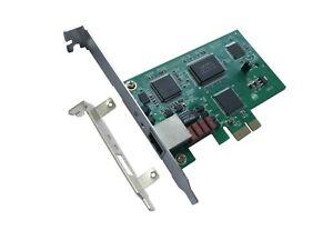 TE120E PCIe 1 port E1 card , T1 card , J1 card , ISDN PRI card asterisk card