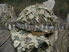 3D 'Foliage' Leaf Effect Camouflage Camo Cam Net Multicamo / MTP 3 x 2.2m approx