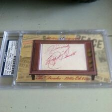 2013 HISTORIC AUTOGRAPHS RIP SEWELL THE DECADES 1940s AUTO  PSA/DNA 11/14