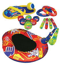 Wahu BMA555 Pool Action Water Toys Game Pack Funky Lounge Dive Rings Stix Balls