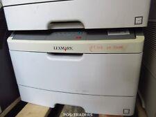 Lexmark E260DN A4 Mono 33ppm USB LAN Laser Printer 1200DPI Drucker 71108 PRINTS