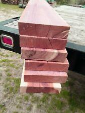 (6) Eastern Red Cedar Boards 1