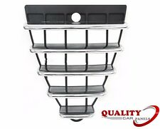 FRONT BUMPER TOP MAIN GRILLE CHROME ALFA ROMEO 147 2004-2007 NEW HIGH QUALITY
