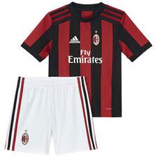 Maglie da calcio di squadre italiane rossi adidas per bambini