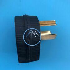 NEMA 10-30P 125/250V Dryer Power Plug For RV & Generator Locking Plug
