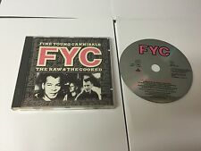 Fine Young Cannibals - Raw & the Cooked (FFRR/London, 1988) W GERMAN PRESS