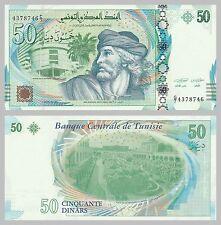 Tunesien / Tunisia 50 Dinars 2011 p94 unz.