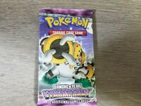 Pokemon Diamond and Pearl Stormfront unweighed Booster Pack