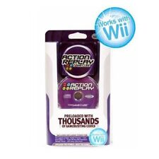 Datel: Action Replay GAMECUBE & WII [Nintendo Accessory, Saves Cheats Codes] NEW