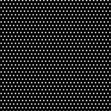 The Gift Wrap Company Patterned Gift Tissue, Optic Polka (135-5414)