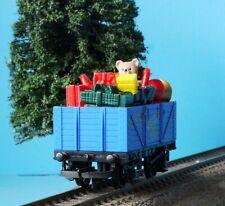 HORNBY SANTA'S EXPRESS PRESENTS WAGON BLUE from SANTA CHRISTMAS SET R1148 BLUE