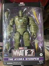 """Marvel Legends 6"""" What If...? Hydra Stomper Steve Rogers Sealed Ready 2 Ship"""