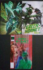 The Green Hornet Lot of 3