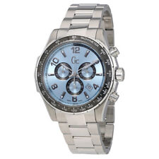 Guess TechnoSport Ice Blue Dial Mens Chronograph Watch X51006G7S