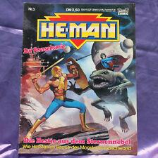 MOTU He-Man Comic Nr.3 Die Bestie aus dem Sternennebel - Masters of the Universe