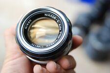 Nikon Nikkor  50mm F1.4 lens Nikon Non Ai for Nikon F