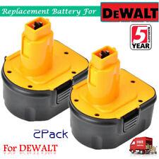 2X 12V Battery for Dewalt DC9071 DW9072 DW9071 DE9075 DE9071 397745-01 152250-27