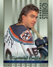 Zigmund Palffy 1997-98 Donruss Studio 97 Portrait New York Islanders #31 NM 8x10