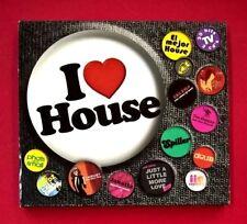 I Love House - 2 CDs - USADO - MUY BUEN ESTADO