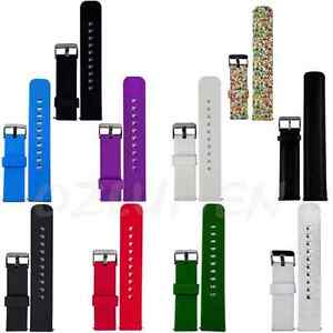 Replacement Silicone Watch BAND Strap for Fossil Q Gen 5 (22mm)