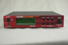 Boss VF-1 Multiple Effects Processor ,Power Supply, New Battery and Capacitors