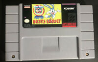 Tiny Toon Adventures: Buster Busts Loose Super Nintendo SNES Cartridge Only!
