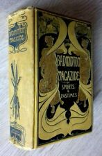 Year 1896 - The Badminton Library for Sports and Pastimes -