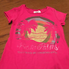 H&M Kurzarm Mädchen-T-Shirts & -Tops aus 100% Baumwolle