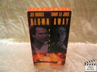 Blown Away (VHS, 1994) Jeff Bridges Tommy Lee Jones Lloyd Bridges