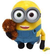 XXL Minion Bob mit Teddy Bär 28cm Ich einfach unverbesserlich Plüsch Stofftier