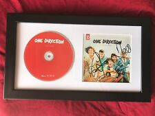One Direction Signed Up All Night CD With Display In Person Autograph