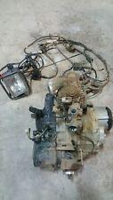84 Honda ATC 200ES Big Red  3 Wheeler Motor Engine and wiring harness