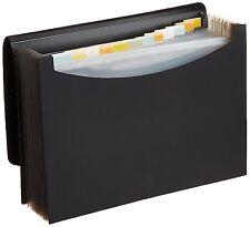 Document Storage Expanding File Folder Pockets Letter Organizer Bag Waterproof