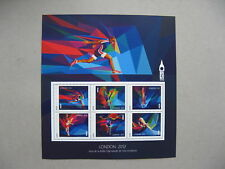BURUNDI, S/S personal stamps 2012, MNH, Olympic Games London