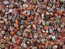 Gemstone Chips 50g Earth Tones Mix 200pc Jewelry Bead Semi Precious FREE POSTAGE