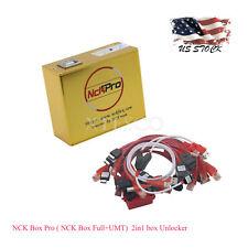 NCK Box Pro ( NCK Box Full+UMT)  2in1 box Unlocker Muti-Brands Phone Repair xs S