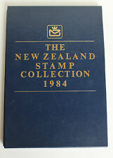 1984 The New Zealand Annual Stamp Collection, Deluxe Limited Edition Album