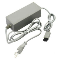 AC Adapter Power Supply Home Charger Cord Cable for Nintendo Wii Console US/EU