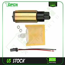 New High Performance Electric Fuel Pump With Installation Kit Universal E2068