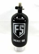 First Strike Hero 2.0 88ci 4500psi Hpa Paintball Tank Nitrogen Compressed Air
