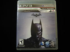 Batman Arkham Origins (Playstation 3, PS3, 2013)