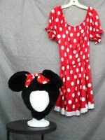 Minnie Mouse Dress and Headpiece