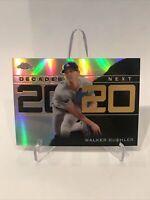 2020 Topps Chrome Update Baseball Walker Buehler 'Decades Next'