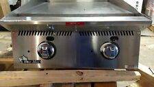Star 824Ma Ultra-Max 24in Manual Gas Griddle New Scratch/dent