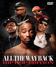 All the Way Back DVD Videos Music Sealed Old School Hip Hop Dirty South Rap DVD