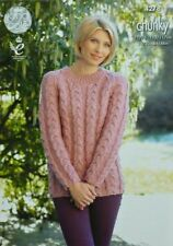 Hobbies & Crafts Chunky Cardigans Patterns