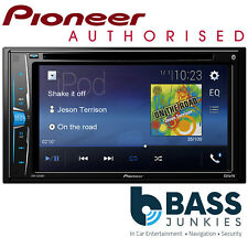"Pioneer AVH-A200BT 6.2"" Double Din DVD Screen Bluetooth USB Car Stereo Player"