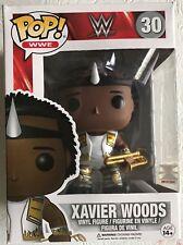 POP 30 WWE Xavier Woods World Wrestling Entertainment Vinyl Bobblehead Funko NEW