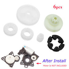 6pcs Window Motor Gear Regulator Replacement Set For Mazda 3 5 6 CX-7 CX-9 RX-8